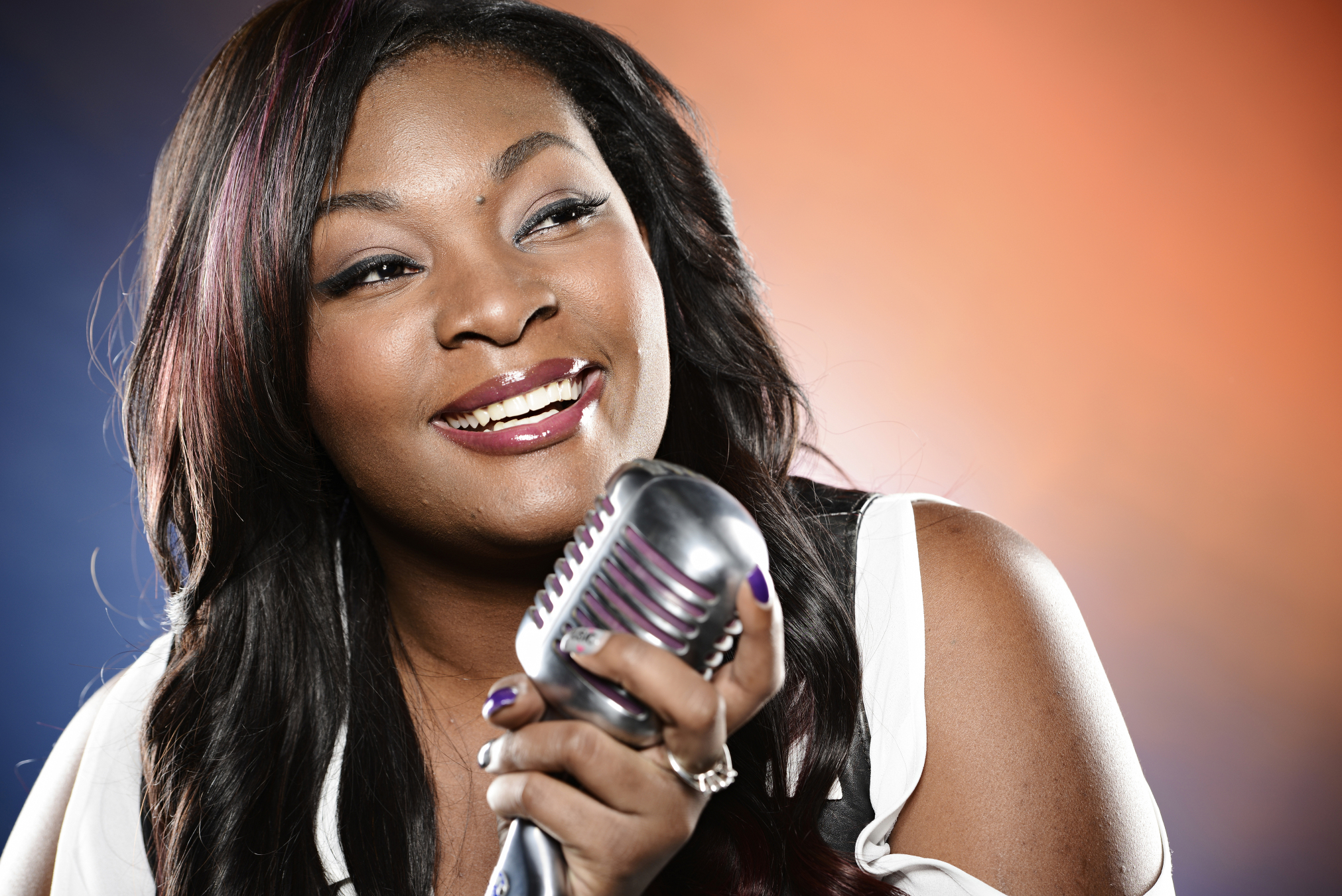 American Idol Season 12 winner, Candice Glover.