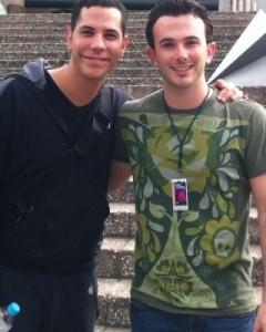 Christian Chavez & Ben Stewart-Kruger