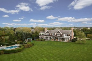 Jennifer Lopez's beautiful summer home.